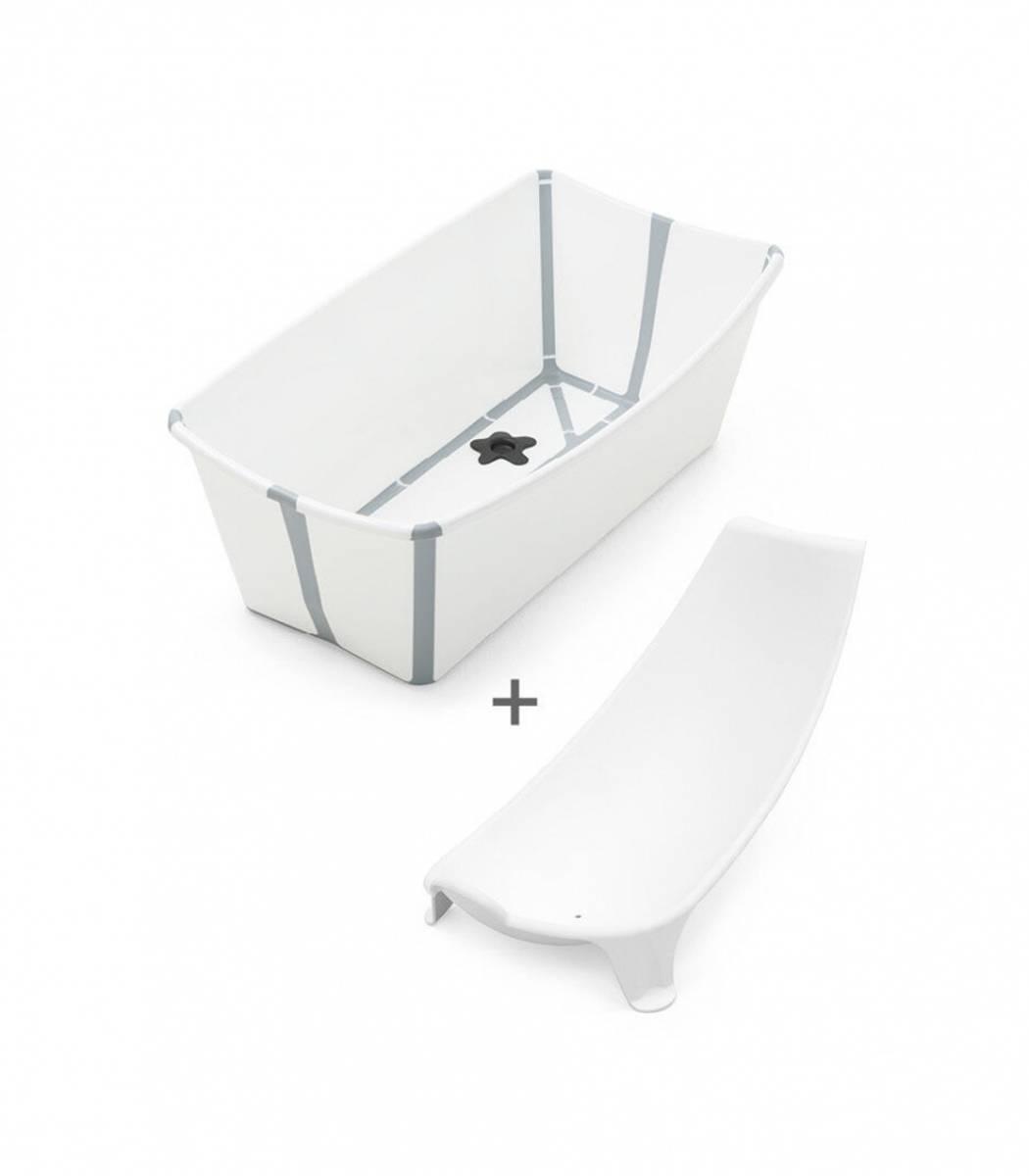 Stokke FLEXIBATH V2 Bundle | White